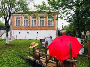 Lazuri Keria Family Guesthouse, Penziony  Khoni - big - 22
