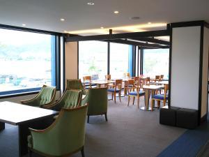 Seaside Hotel Palco, Hotely  Maizuru - big - 33