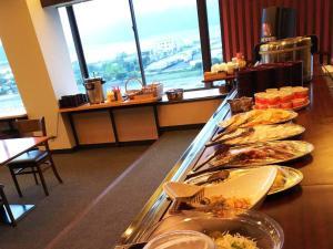 Seaside Hotel Palco, Hotely  Maizuru - big - 26