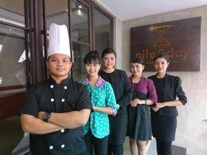 Nite & Day Surabaya - Kedungdoro, Отели  Сурабая - big - 19