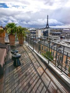 Hotel Marignan Champs-Elysées, Отели  Париж - big - 53