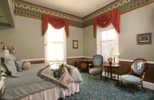 The Queen Victoria Bed & Breakfast, Bed and breakfasts  Cape May - big - 8
