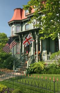 The Queen Victoria Bed & Breakfast, Bed and breakfasts  Cape May - big - 144