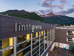Lintharena SGU, Szállodák  Näfels - big - 1