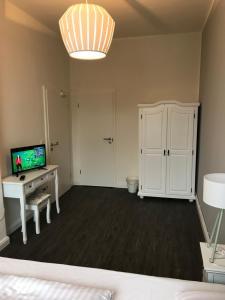 Jednolůžkový pokoj s vlastní koupelnou