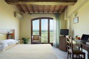 Hotel Dei Capitani, Hotely  Montalcino - big - 3