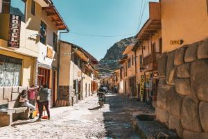 Doña Catta Inn, Penzióny  Ollantaytambo - big - 50