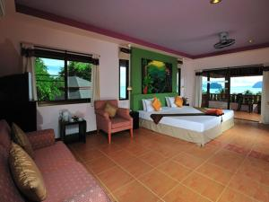 Koh Ngai Cliff Beach Resort, Resorts  Ko Ngai - big - 21