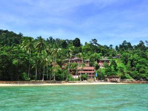 Koh Ngai Cliff Beach Resort, Resorts  Ko Ngai - big - 17