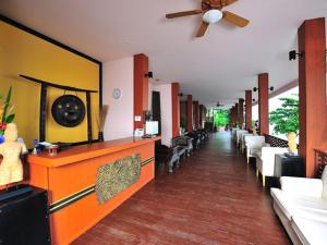 Koh Ngai Cliff Beach Resort, Resorts  Ko Ngai - big - 27