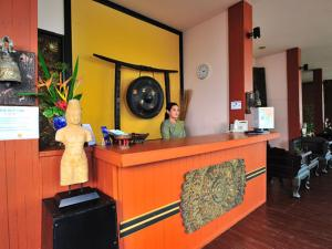Koh Ngai Cliff Beach Resort, Resorts  Ko Ngai - big - 29