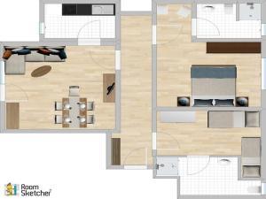 Winzerhof Düring, Гостевые дома  Ипхофен - big - 21