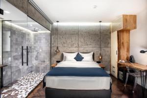 4 hvězdičkový penzion One Luxury Suites Bělehrad Srbsko