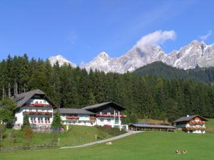 Hotel Tischlbergerhof, Hotely  Ramsau am Dachstein - big - 37