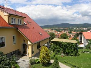 3 stern pension Penzion Panorama Český Krumlov Tschechien
