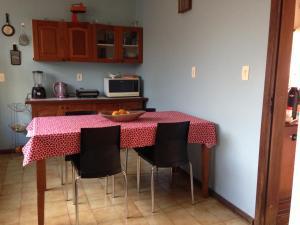 Casa das Framboesas, Bed and breakfasts  Porto Alegre - big - 32
