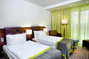Hotel Ambassador Kaluga, Hotel  Kaluga - big - 42