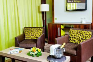 Hotel Ambassador Kaluga, Hotel  Kaluga - big - 38