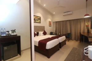 7 Apple Resorts, Rezorty  Lonavala - big - 4