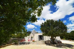Trulli Alleria, Holiday homes  Ostuni - big - 6