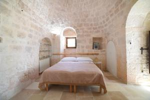 Trulli Alleria, Holiday homes  Ostuni - big - 12