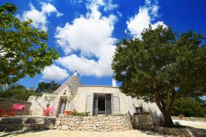 Trulli Alleria, Holiday homes  Ostuni - big - 20
