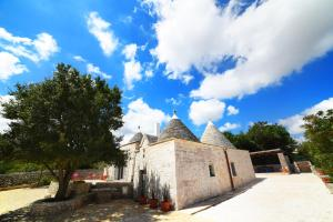 Trulli Alleria, Holiday homes  Ostuni - big - 22