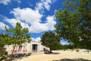 Trulli Alleria, Holiday homes  Ostuni - big - 28