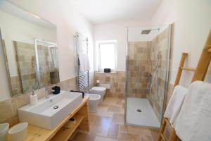 Trulli Alleria, Holiday homes  Ostuni - big - 32