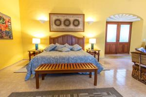 Casa Quetzal Boutique Hotel, Hotels  Valladolid - big - 28