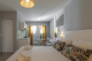 Ippokampos Beachfront, Ferienwohnungen  Naxos Chora - big - 123
