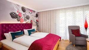 Hotel St. Florian, Отели  Фрауэнау - big - 49