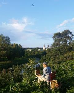 Avgustin, Ferienwohnungen  Suzdal - big - 68