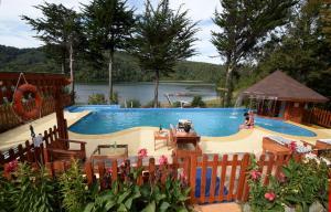 Lodge Y Cabañas Los Cisnes, Lodges  Valdivia - big - 50