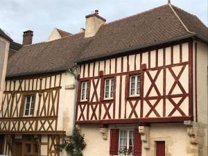 Le gîte de l'Authentique, Prázdninové domy  Avallon - big - 13