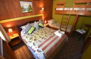 Lodge Y Cabañas Los Cisnes, Lodges  Valdivia - big - 11