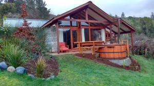 Lodge Y Cabañas Los Cisnes, Lodges  Valdivia - big - 14