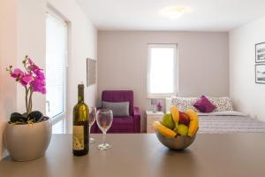 Diamond Apartments, Ferienwohnungen  Budva - big - 6