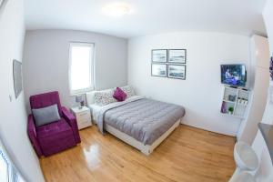 Diamond Apartments, Ferienwohnungen  Budva - big - 4