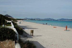 Confortable Apartment In Playa De Muro, Дома для отпуска  Плайя-де-Муро - big - 14