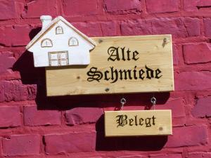 Alte Schmiede, Nyaralók  Einhusen - big - 42