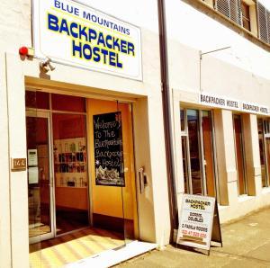 Blue Mountains Backpacker Hostel, Hostelek  Katoomba - big - 1