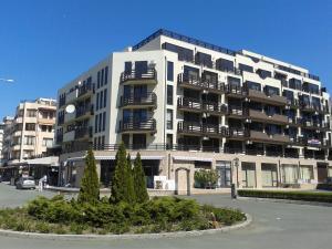 Apartmán Aparthotel Vigo Beach Nesebar Bulharsko