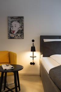 Square Rooms, Ferienwohnungen  Düsseldorf - big - 7
