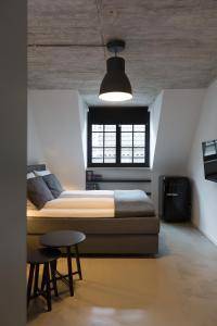 Square Rooms, Ferienwohnungen  Düsseldorf - big - 19