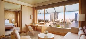 Premier Suite with King Bed and Marina Bay view