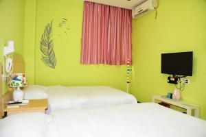 Boke Hotel Foshan Sanshui, Szállodák  Szansuj - big - 25