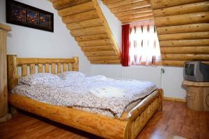 Cabana Non Nobis, Дома для отпуска  Dîmbovicioara - big - 58