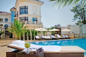 Hotel Villa le Premier, Hotely  Odesa - big - 116