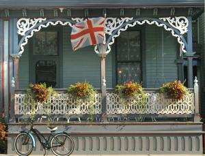 The Queen Victoria Bed & Breakfast, Bed and breakfasts  Cape May - big - 147